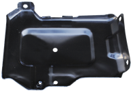 This battery tray fits 1982-1993 Chevrolet S10 and GMC S15 pickup, 1983-94 Chevrolet S10 Blazer and GMC S15 Jimmy, and 1991-94 Oldsmobile Bravada.