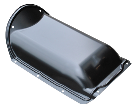 """This """"High Hump"""" 4wd, big block, transmission cover fits 1967-1972 Chevrolet and GMC Pickup Trucks and Suburbans, and 1969-72 Chevrolet Blazers and GMC Jimmy's."""