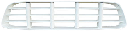 This 2nd Series painted grille fits 1955-1956 Chevrolet Pickup Trucks and Suburbans