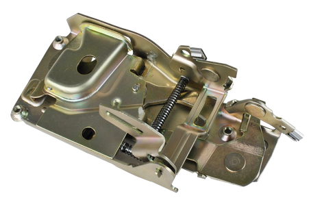 This door latch assembly, driver's side fits 1973-1982 Chevrolet and GMC Pickup trucks, 1973-1982 ChevroletBlazers, Suburbans, and GMC Jimmys.