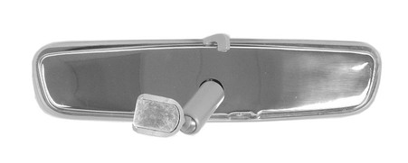 This daylight rearview mirror fits 1972-92 Chevrolet and GMC trucks.