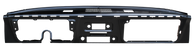This full dash panel without A/C fits 1967 Chevrolet and GMC pickup trucks and Suburbans.
