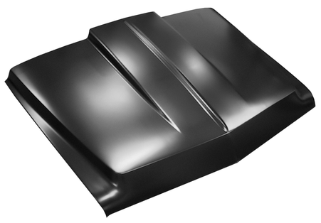 Cowl Induction style hood fits 67-68 Chevrolet and GMC trucks