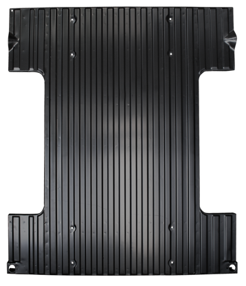 This complete SWB bed floor has been completely retooled and fits better than ever before on your 1973-87 Chevrolet or GMC truck!