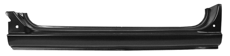 This OE Style rocker panel, 1.2MM, driver's side fits 1967-1972 Chevrolet Pickup Truck and 1967-1972 GMC Pickup Truck