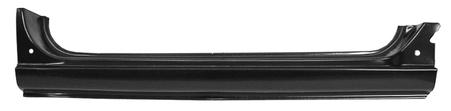 This OE Style rocker panel, 1.2MM, passenger's side fits 1967-1972 Chevrolet Pickup Truck and 1967-1972 GMC Pickup Truck