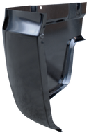 This cab corner, passenger's side fits 1967-1972 Chevrolet Pickup Truck and 1967-1972 GMC Pickup Truck