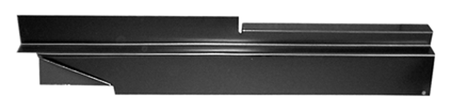 This passengers side inner rocker panel also called a backing plate fits 1973-87 Chevrolet and GMC trucks and 1973-91 Chevrolet Blazer and Suburban.