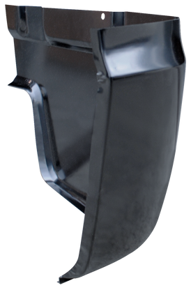 This cab corner, driver's side fits 1967-1972 Chevrolet Pickup Truck and 1967-1972 GMC Pickup Truck