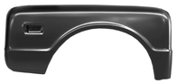 This stepside bedside fender, passenger's side fits 1968-1972 Chevrolet Pickup Truck and 1968-1972 GMC Pickup Truck