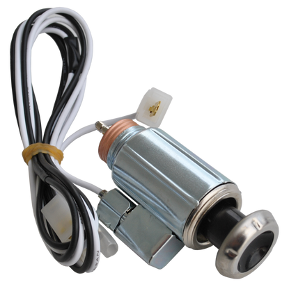 This lighter assembly with wiring and retainer clips fits 1964-1966 Chevrolet and GMC Pickup Trucks, Suburbans and Panel Trucks.