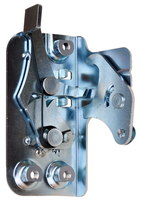 This passengers side inner door latch fits 1960-63 Chevrolet and GMC trucks.