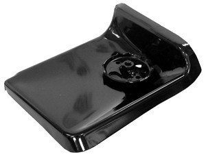 This passengers side rear cab mount fits 1988-98 Chevrolet and GMC pickup trucks.