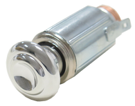 This lighter assembly fits 1955-59 2nd Series Chevrolet and GMC trucks, Suburbans and Panels.