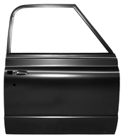 This complete door shell, passenger's side fits 1967-1971 Chevrolet Pickup Truck and 1967-1971 GMC Pickup Truck
