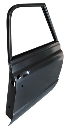 This complete door shell, passenger's side fits 1972 Chevrolet Pickup Truck and 1972 GMC Pickup Truck