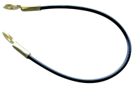 This tailgate cable is sold individually and fits 1973-91 GM Suburbans.