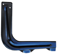 This driver's side bedside step support brace fits 1960-1966 Chevrolet and GMC Pickup Trucks.