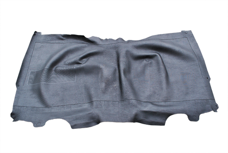 """This OE factory style, high hump, rubber mat fits 1973-1980 Chevrolet and GMC """"High Hump"""" Pickup Trucks."""