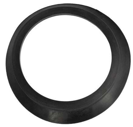 This heater blower motor seal fits 1967-1972 Chevrolet and GMC Pickup Trucks, Suburbans, Jimmys and Panels.