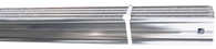 This set of 6 polished stainless steel strips, short bed stepside fits 1973-1987 Chevrolet Pickup Truck.
