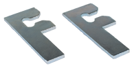 "This 2 pack of galvanized ""F"" shims fits 1967-1970 Chevrolet and GMC Pickup trucks, Blazers, Jimmy's and Suburbans."