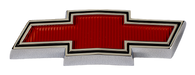 Improve the appearance of your C10 with this new red and chrome bowtie emblem! It fits 1967-1968 Chevrolet Pickup Trucks and Suburbans.