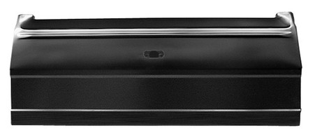 This original reproduction tailgate shell fits 1973-91 Chevrolet Suburbans.