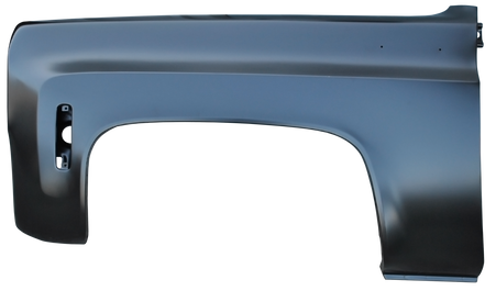 This new drivers side PREMIUM front fender fits 1973-1980 Chevrolet and GMC Pickups, Suburban's, Blazers and Jimmy's.