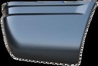 This passenger side rear lower quarter panel section fits 1992-1995 Chevrolet Fullsize 2 door Blazers, 1995-1999 Chevrolet 2 door Tahoes and 1992-1999 GMC 2 door Yukons.