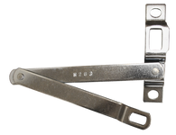 This driver's side tailgate link assembly fits 1978-1987 Chevrolet and GMC Pickup Trucks.