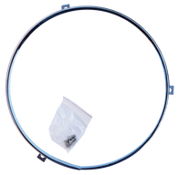 "This stainless steel headlight retaining ring for 7"" round headlights fits 1973-1980 Chevrolet and GMC Pickup Trucks, Chevrolet Blazers/GMC Jimmys and Suburbans."