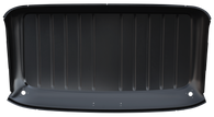 This full inner cab roof panel fits 1967-1972 Chevrolet and GMC Pickup Trucks. THE HOLES FOR THE HEADLINER TRIM ARE NOT PRE-DRILLED IN THIS PANEL.
