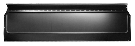 This fleetside steel floor front bed panel fits 1967-1972 Chevrolet and GMC Pickup Truck