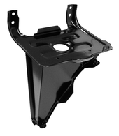 This battery tray with support fits 1981-1987 Chevrolet Pickup, 1981-1987 GMC Pickup, 1981-1991 Chevrolet Blazer, and 1981-1991 Chevrolet Suburban