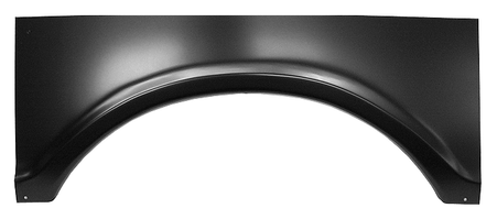 This rear upper wheel arch, driver's side fits 1967-1972 Chevrolet and GMC  Pickup Truck