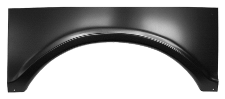 This rear upper wheel arch, passenger's side fits 1967-1972 Chevrolet and GMC Pickup Truck