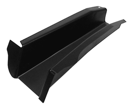 This OE Style rear cab floor support, passenger's side fits:1960-1966 Chevrolet and GMC Pickup Truck, and 1967-1972 Chevrolet and GMC Pickup