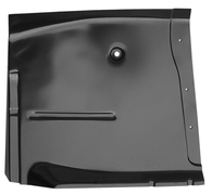 This high quality exact year cab floor pan, driver's side fits 1960-1966 Chevrolet and GMC Pickup Trucks