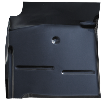 This generic fit cab floor pan, driver's side fits 1960-1966 Chevrolet and GMC Pickup Trucks