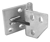 This upper door hinge, driver's side fits 1967-1972 Chevrolet and GMC Pickup Trucks