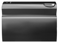 This full door skin, driver's side fits 1960-1966 Chevrolet and GMC Pickup Trucks