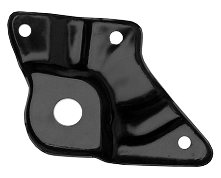 This lower rear front fender mount plate, driver's side fits 1960-1966 Chevrolet and GMC Pickup Trucks