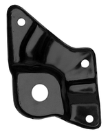 This lower rear front fender mount plate, passenger's side fits 1960-1966 Chevrolet and GMC Pickup Trucks