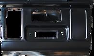 This radio dash panel fits 1964-1966 Chevrolet and GMC Pickup Trucks