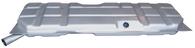 This gas tank fits 1960-1966 Chevrolet and GMC Pickup Trucks