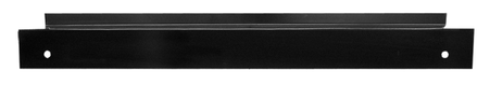 This rocker panel backing plate fits 1960-1972 Chevrolet and GMC Pickup Trucks