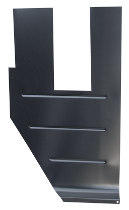 This passenger's side, full height version footwell fits 1947-1950 Chevrolet and GMC Pickup Trucks