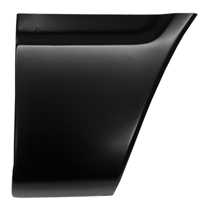 This rear lower front fender section, passenger's side fits 1967-1972 Chevrolet and GMC Pickup Trucks