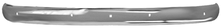 This 1st Series front chrome bumper fits 1947-1955 Chevy and GMC Pickup Trucks
